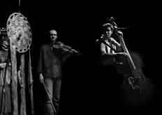 Silène & the dreamcatchers @ Salle Léo Ferré, Lyon, Octobre 2019